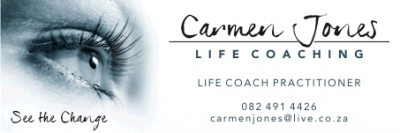 Carmen Jones Life Coaching