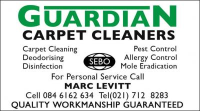 Gardian Carpet Cleaners