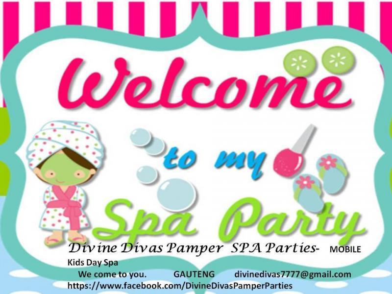 Divine Divas Pamper Parties