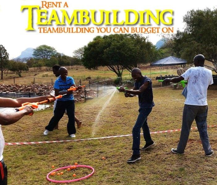 Rent A Teambuilding