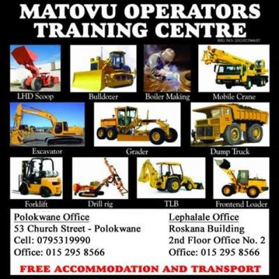 Matovu Mining Training School