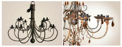 Candelabra Designer Lighting