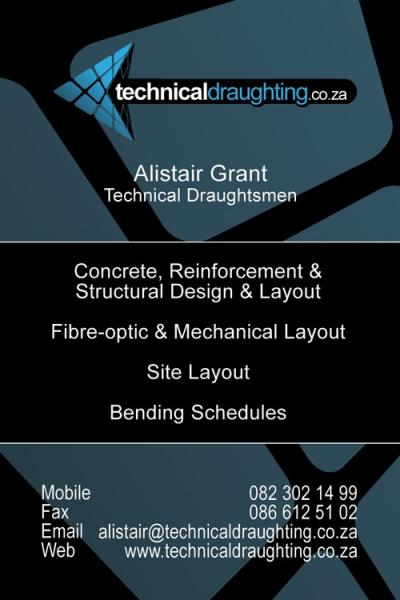 Technical Draughting Services