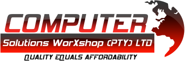 Computer Solutions Worxshop (Pty) Ltd