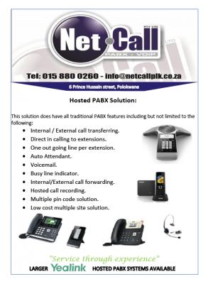 Netcall (Pty) Ltd