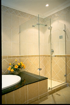 Shower Line - Luxury Defined