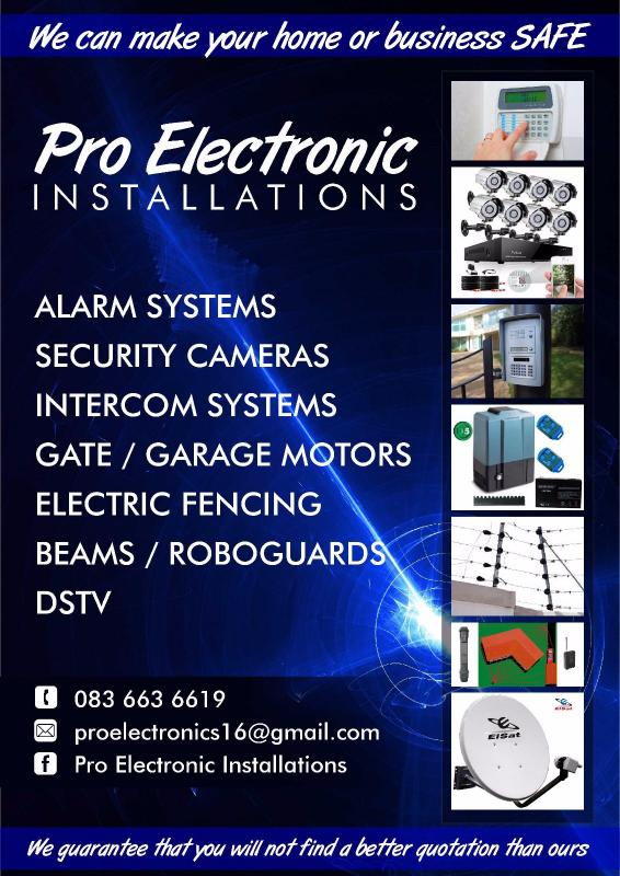 Pro Electronic Installations