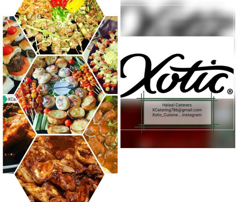 Xotic Cuisine Halaal Catering