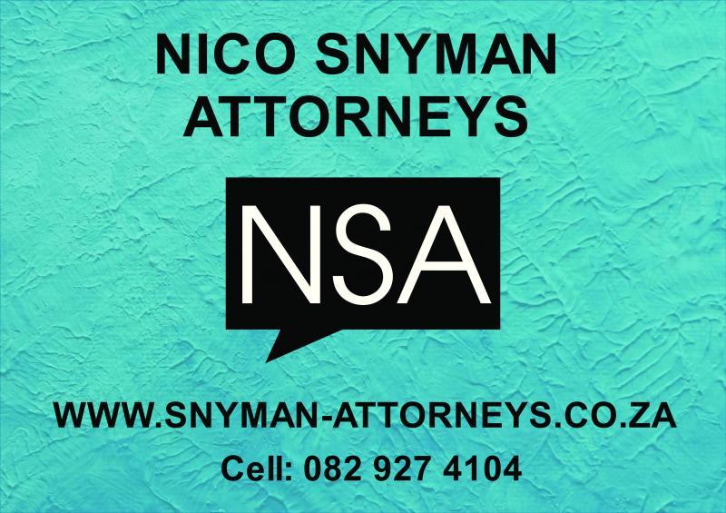 Nico Snyman Attorneys