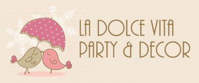 La Dolce Vita Party and Decor