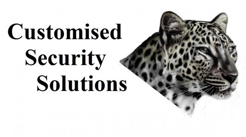 Customised Security Solutions