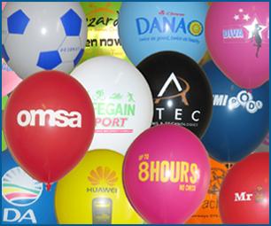 Balloon & Printing Manufacturers