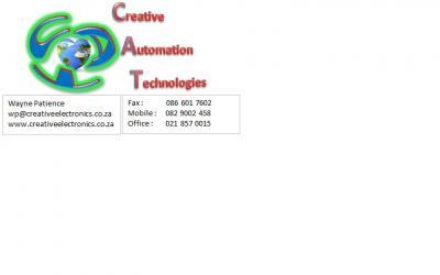 Creative Automation Electronics