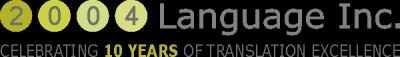 Language Inc.