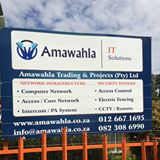 Amawahla Trading and Projects (PTY)LTD