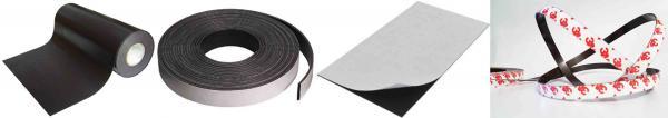 Flexible Magnets