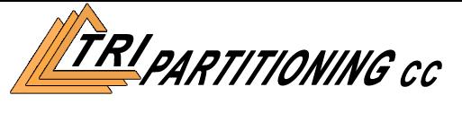 Tri Partitioning CC