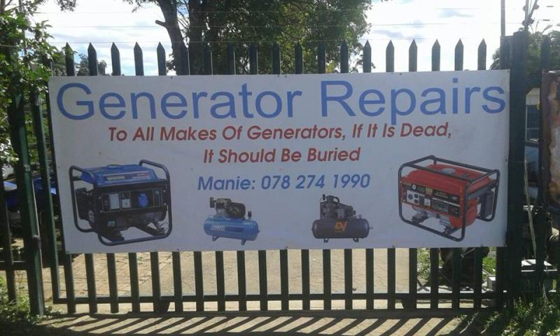 Dead or Alive Bikes & Generators