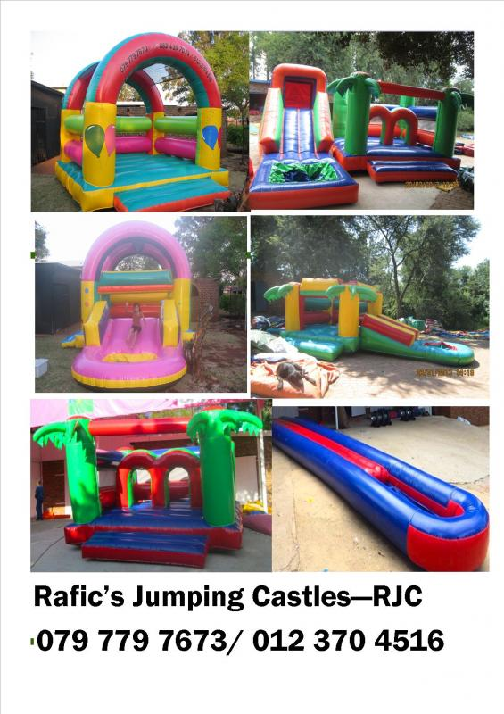 Rafic's Jumping Castle for hire