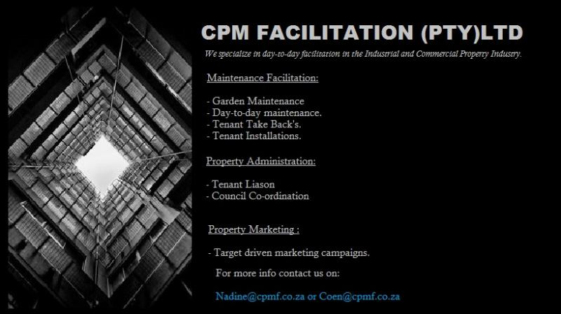 CPM Facilitation (Pty) Ltd