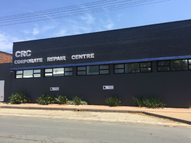 CRC-Corporate Repair Centre Jhb (Pty) Ltd