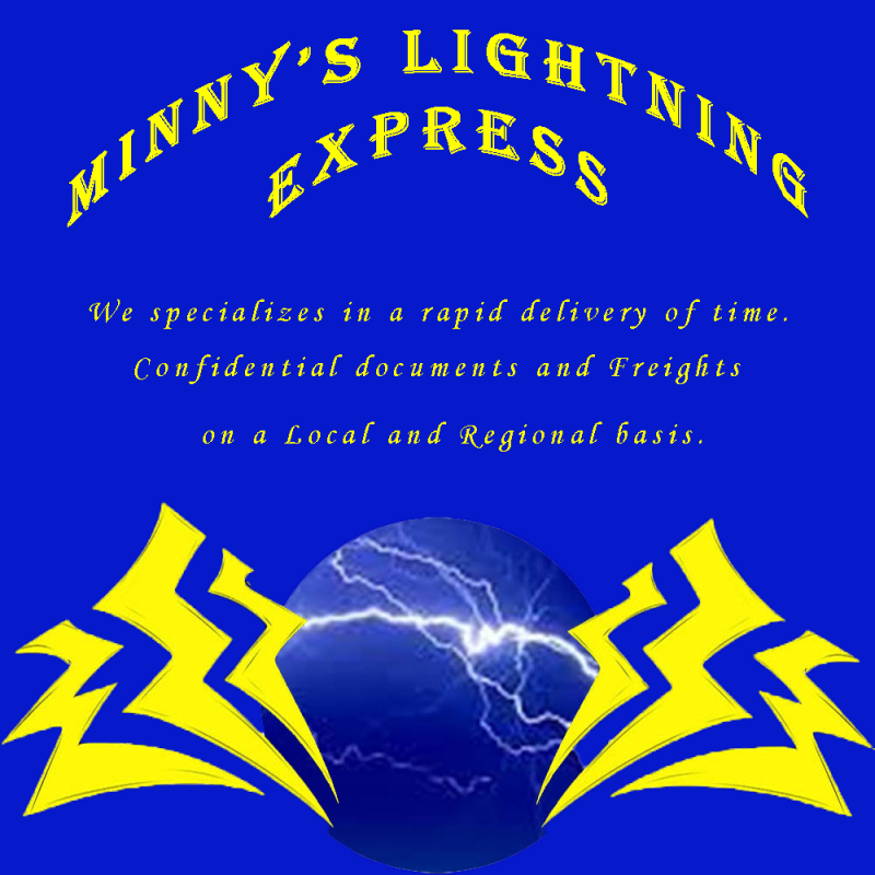 MINNY'S LIGHTNING EXPRESS