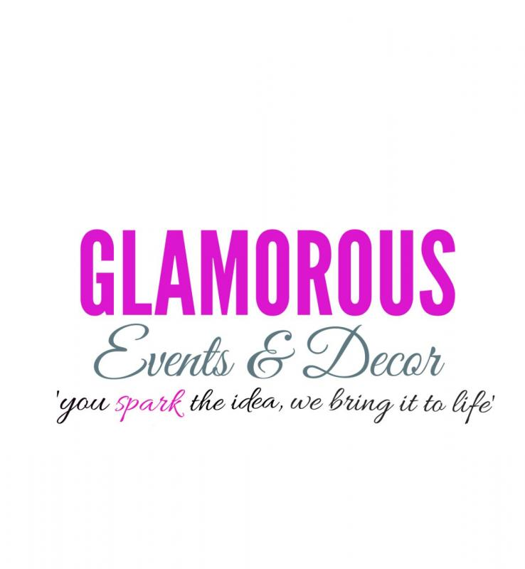 Glamorous Events and Decor