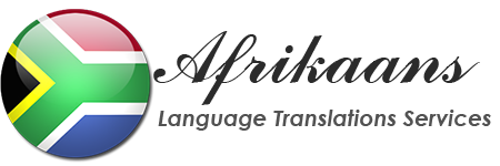 Afrikaans Translation