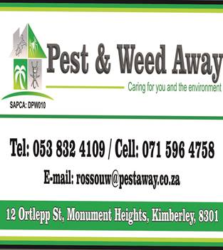 Pest and Weed Away