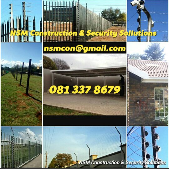 NSM Construction & Security Solutions