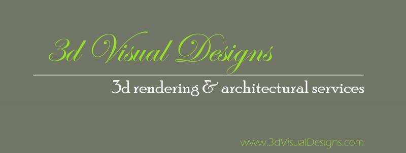 3d Visual Designs