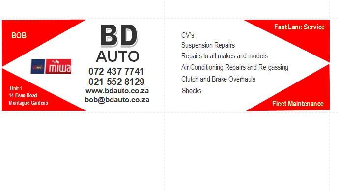 BD Auto Service Centre
