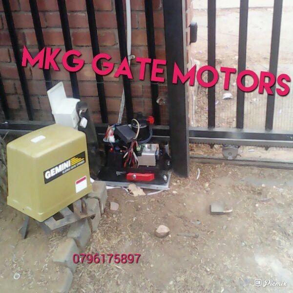 MKG Gate Motors