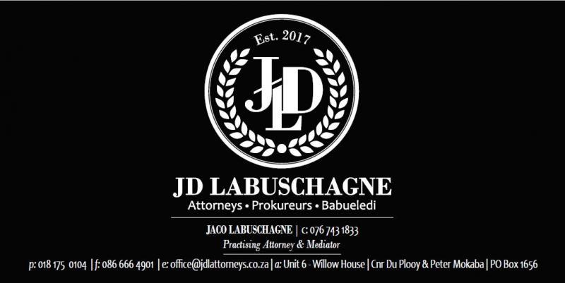 JD Labuschagne Attorneys - Prokureurs - Babueledi