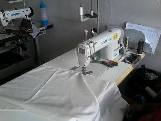 MJ INDUSTRIAL SEWING