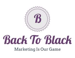 Back to Black digital marketing